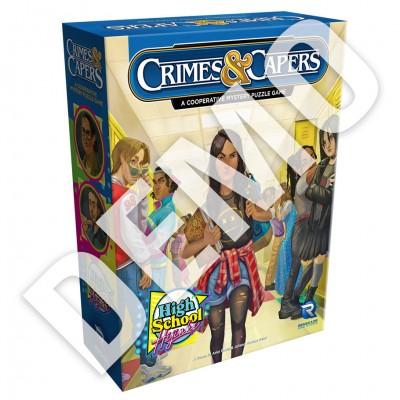 Crimes & Capers: High School DEMO