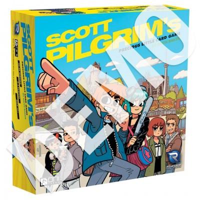 Scott Pilgrim's Precious Little DBG Demo