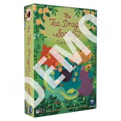 The Tea Dragon Society Card Game Demo