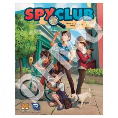 Spy Club Demo