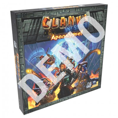Clank! In Space!: Apocalypse! Demo