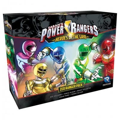 Power Rangers: HotG: Zeo Ranger Pack