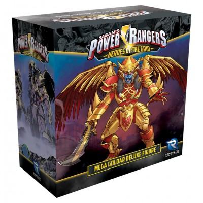 Power Rangers: HotG: Mega Goldar Dlx Fig
