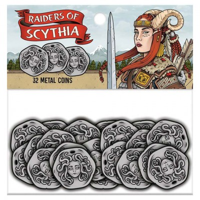 Raiders of Scythia: Metal Coins