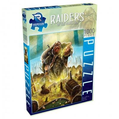 Puzzle: Raiders of the North Sea 1000pc