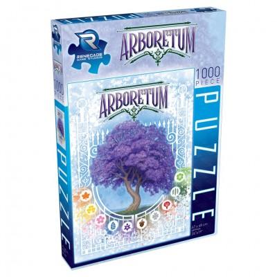Puzzle: Arboretum 1000pc