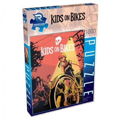 Puzzle: Kids on Bikes 1000pc