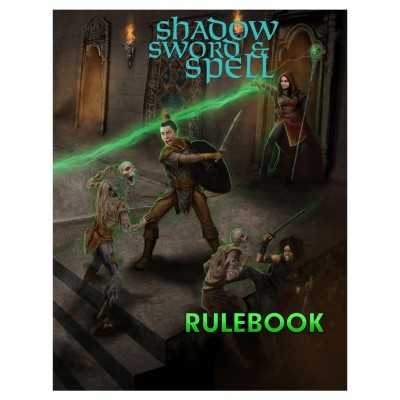 Shadow, Sword & Spell 2E