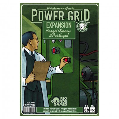 Power Grid: Brazil/Spain & Portugal