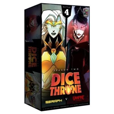 Dice Throne: S2: Seraph vs. Vampire Lord