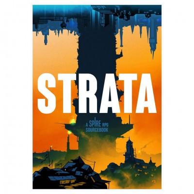 Strata: A Spire RPG Book