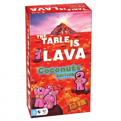 The Table is Lava: Coconuts Ed.