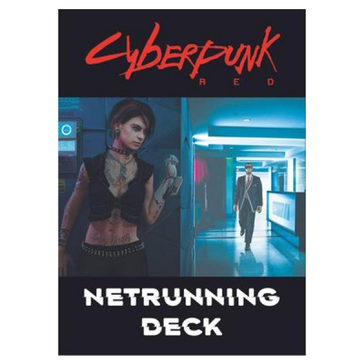 CP: Red: Netrunning Deck