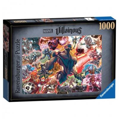 Puzzle: MV: Ultron 1000pc