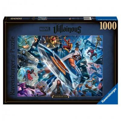 Puzzle: MV: Taskmaster1000pc