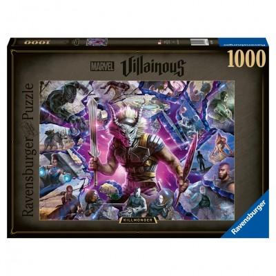 Puzzle: MV: Killmonger 1000pc