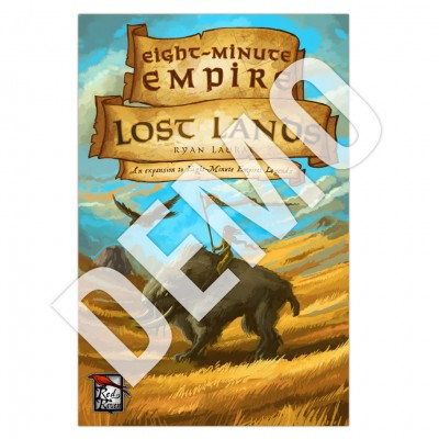 Eight Minute Empire: Lost Lands Demo