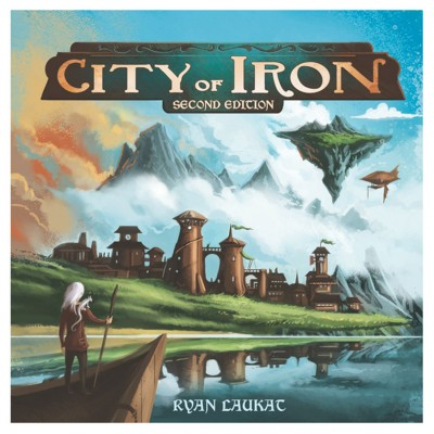 City of Iron 2E