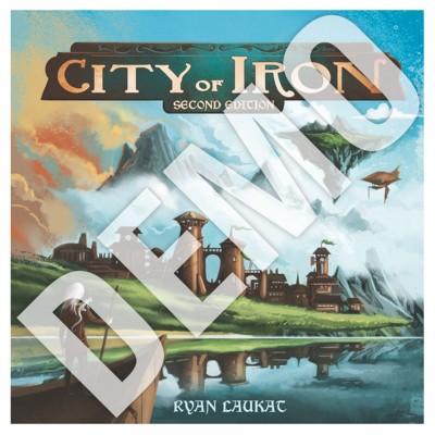 City of Iron 2E Demo