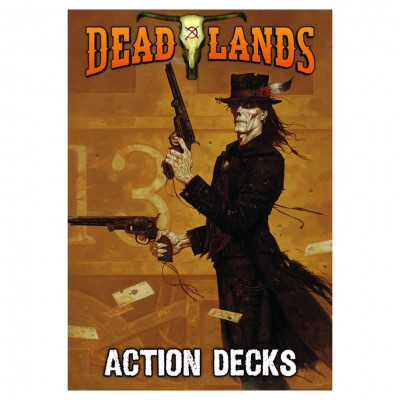 Deadlands 20th Anv. Action Deck