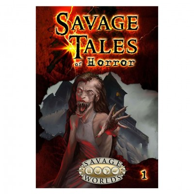 Savage Tales of Horror: Volume 1 LE (HC)