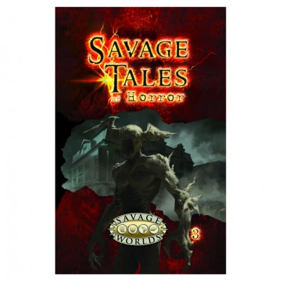 Savage Tales of Horror: Volume 3 SC