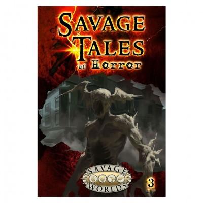 Savage Tales of Horror: Volume 3 LE (HC)