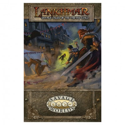 SW: Lankhmar: Tales of the Thieves Guild