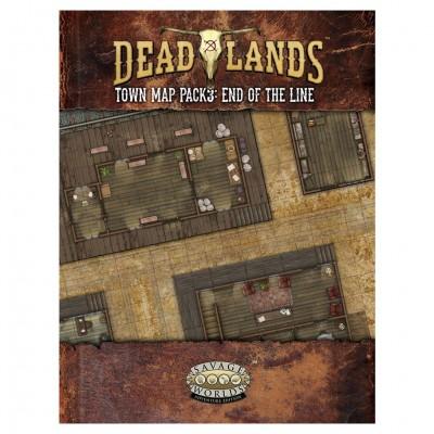 Deadlands: Map Pack 3: End of the Line