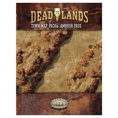 Deadlands: Map Pack 4: Ambush Pass
