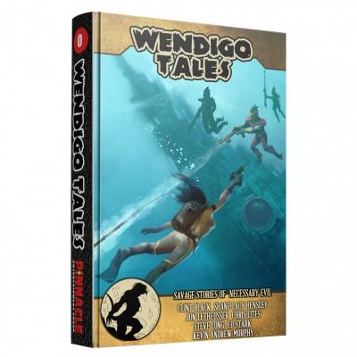 Wendigo Tales v0: Necessary Evil (Novel)