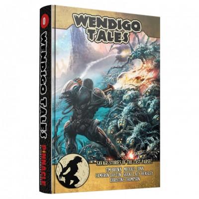 Wendigo Tales v0: The Last Parsec(Novel)