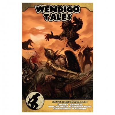 Wendigo Tales v0: Weird Wars (Novel)
