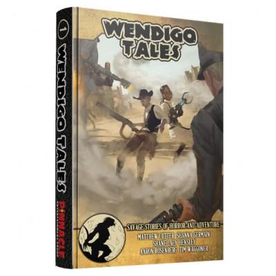 Wendigo Tales v1 (Novel)