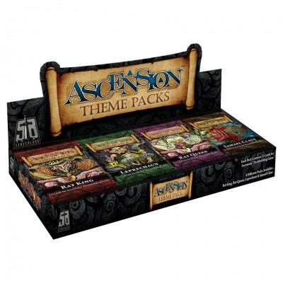 Ascension: Theme Pack Display