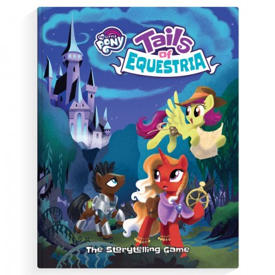 MLP: Tails Of Equestria Core Rulebook