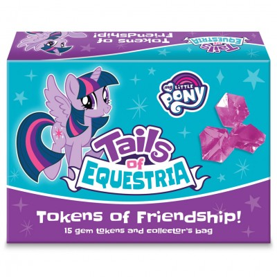 MLP: ToE: Tokens Of Friendship