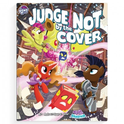 MLP: ToE: Judge Not By The Cover