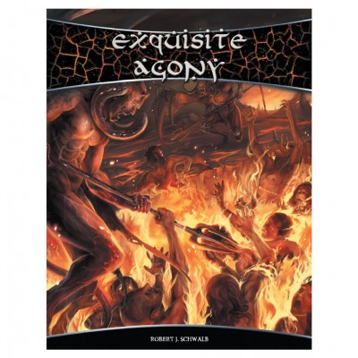 Shadow of the Demon Lord Exquisite Agony