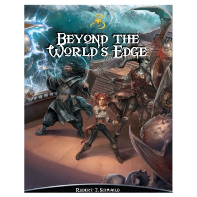 SotDL: Beyond the World's Edge