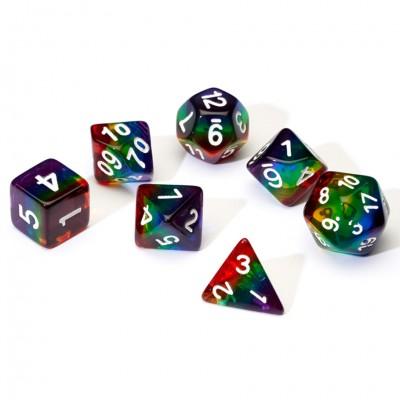 7-set TR Rainbow wh