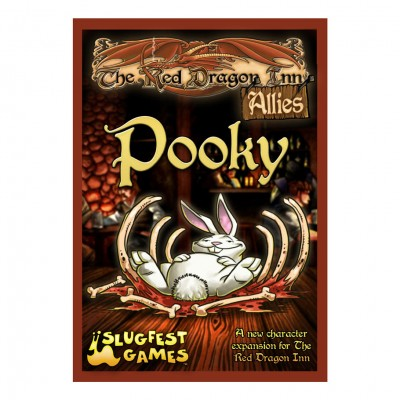 Red Dragon Inn: Allies: Pooky