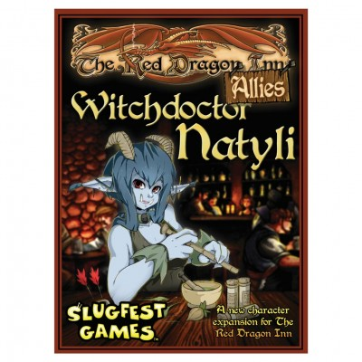 Red Dragon Inn: Allies Witchdoctor Natyl
