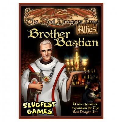 Red Dragon Inn: Allies Brother Bastian