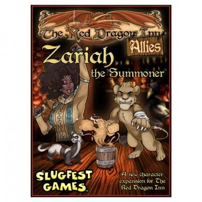 Red Dragon Inn:Allies:Zariah the Summonr