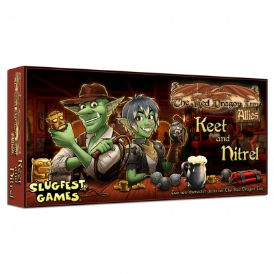 Red Dragon Inn: Allies Keet & Nitrel