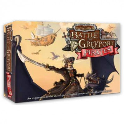 RDI: Battle for Greyport Pirates!