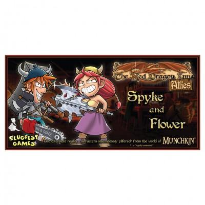 Red Dragon Inn: Allies Spyke & Flower