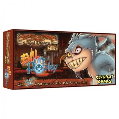 Red Dragon Inn: Allies: Evil Pooky