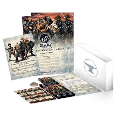 GB: Blacksmiths: Retail Launch Pack